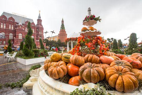 Це один з найкрасивіших і найочікуваніших фестивалів у Москві!