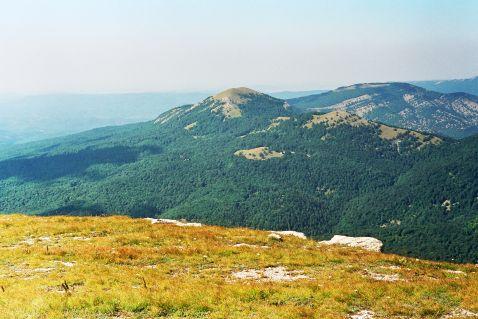Найвища гора в Криму