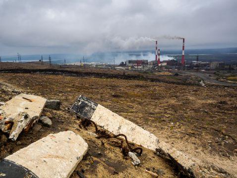 Селище Нікель: екологічне лихо на Кольському
