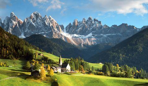 Найвища гора Європи