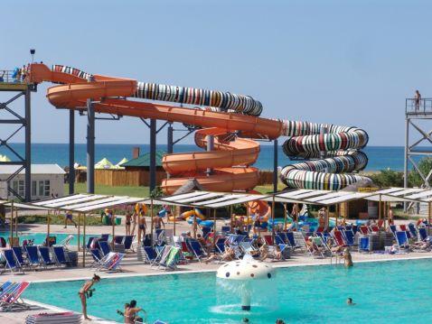 Найбільший аквапарк в Криму