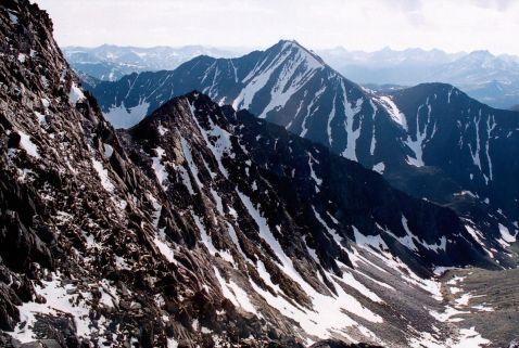 Найвища гора Уралу