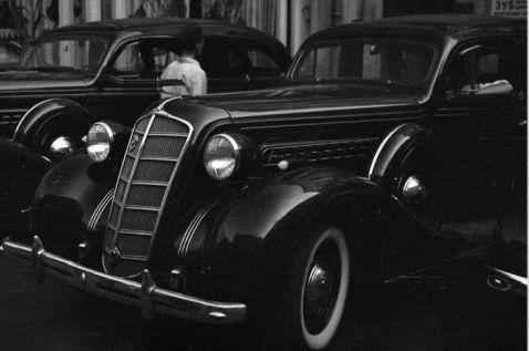 20 фото про те, як жилося в Москві 1939 року