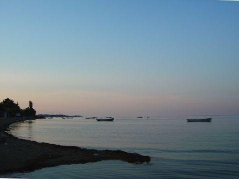 Найтепліше море в Росії