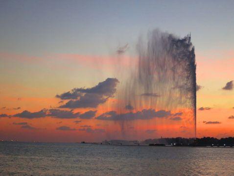 Найбільший фонтан