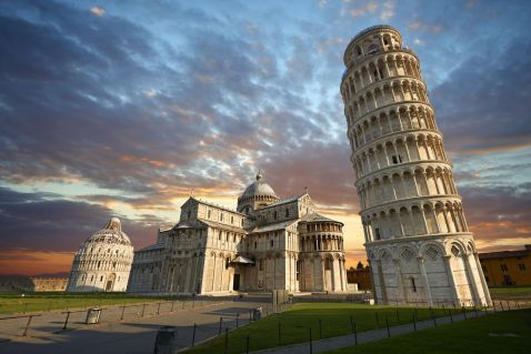 Найкрасивіше місто Італії