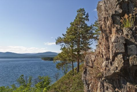 Найчистіше озеро челябінське