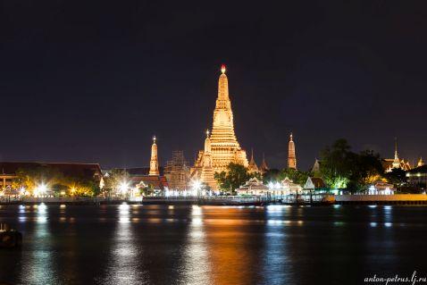 Бангкок — справа тонка!