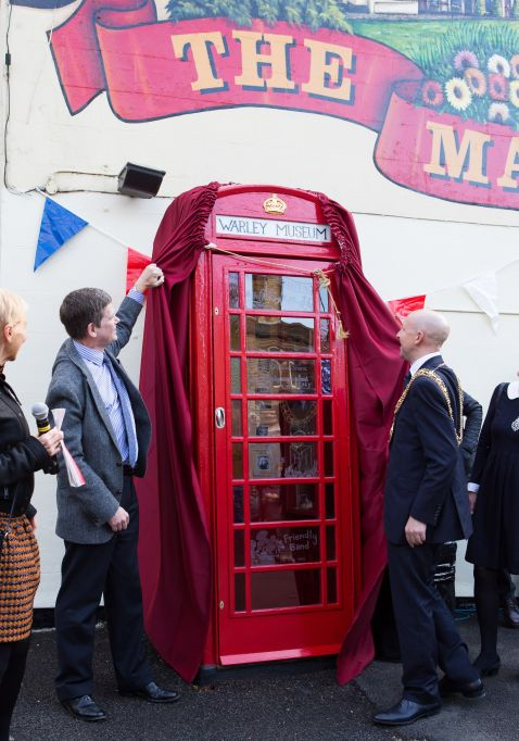 У Великобританії відкрився самий маленький музей у світі
