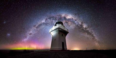 12 запаморочливих зимових фото нічного неба Нової Зеландії