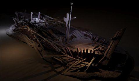 На дні Чорного моря виявили 40 османських і візантійських старовинних кораблів