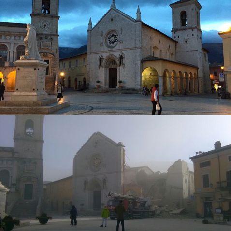 Ще один землетрус в Італії