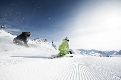 В Тиролі В Австрії відкрили гірськолижний сезон
