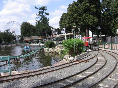 В Італії знову запрацював один з найстаріших парків атракціонів