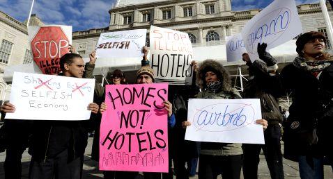 У Нью-Йорку більше не працює Airbnb
