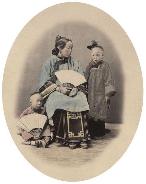 9 рідкісних знімків про те, як жив Шанхай в 20 столітті за часів правління династії Цин