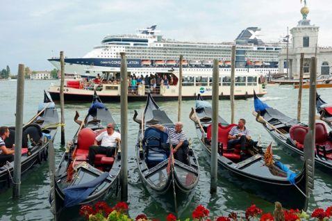 У Венеції хочуть обмежити кількість мандрівників