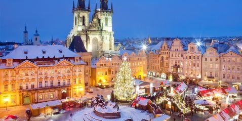 У Празі 26 листопада відкриються різдвяні ярмарки