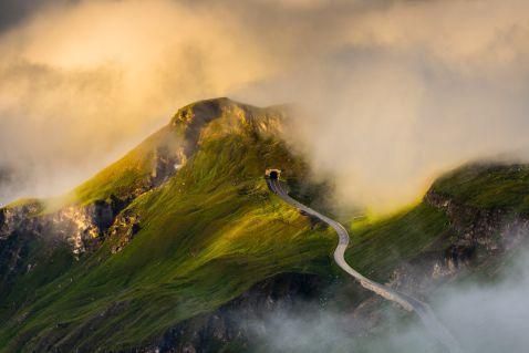 Гросглокнер — найкрасивіша високогірна дорога Європи