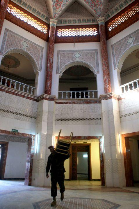 Палац Саддама Хусейна став музеєм