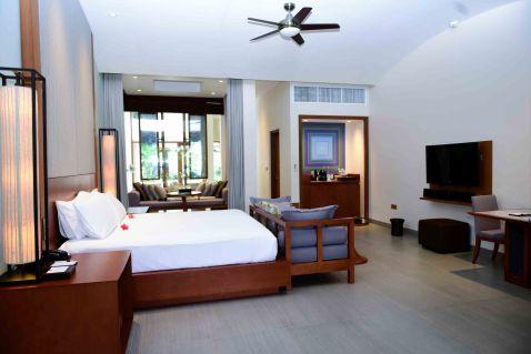 Курорт Conrad Maldives Rangali Island представляє нові пляжні вілли
