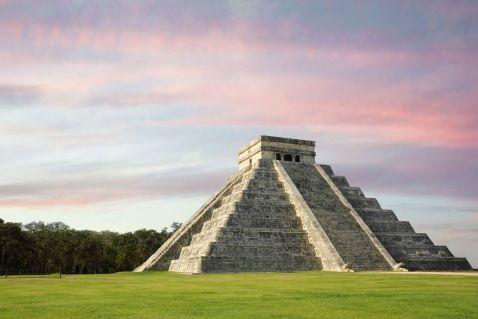 У стародавньому місті племені майя знайшли піраміду всередині піраміди