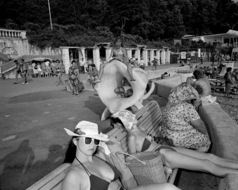21 унікальне фото Сочі Карла де Кейзера: російська рів'єра 1988 року