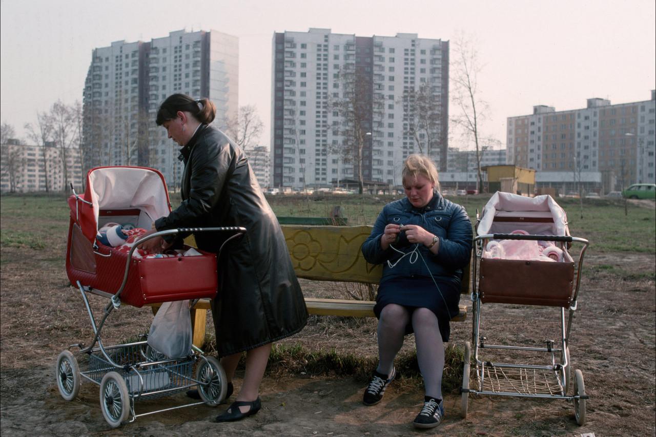 Фото советских детей коляски