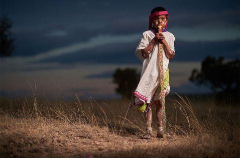 21 колоритний знімок з життя сучасних мексиканських індіанців