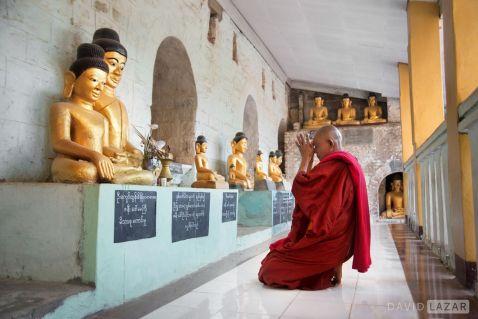 21 знімок чарівної М'янми — країни, де немає часу