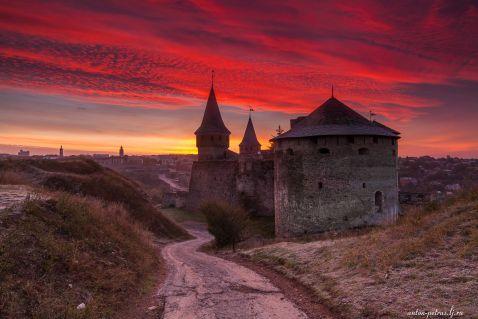 Історії Старого замку. Кам'янець-Подільський