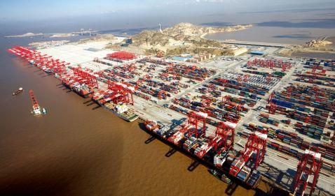 Найбільший порт у світі