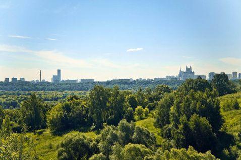 Деякі факти про найвищій точці Москви