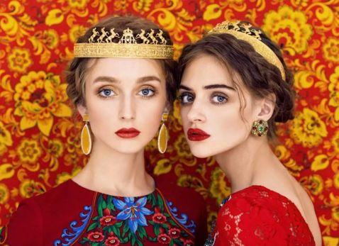 8 барвистих фото московського фотографа, що оспівують красу слов'янського фольклору