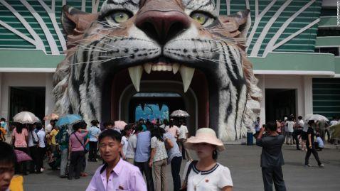 11 сенсаційних фото про те, як виглядає зоопарк в Північній Кореї