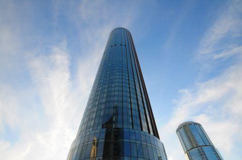 Найвища будівля в Єкатеринбурзі