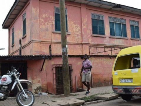 Протягом десяти років підроблене посольство США в Гані документи видавало