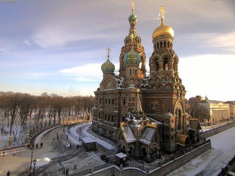 Найцікавіше місце в Санкт-Петербурзі