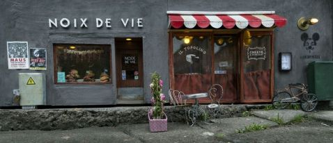 У Швеції відкрили крихітний магазин для мишей