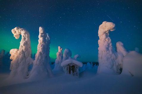 10 причин зустрічати Різдво у чарівній Лапландії