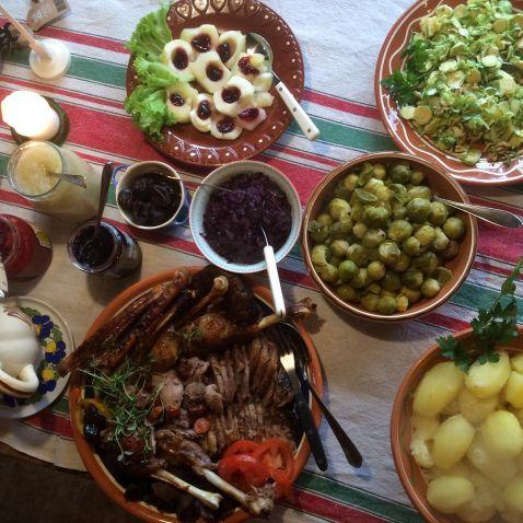 13 традиційних страв, які обов'язково з'являться на столах різних країн світу