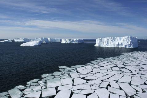 Саме холодне море в світі