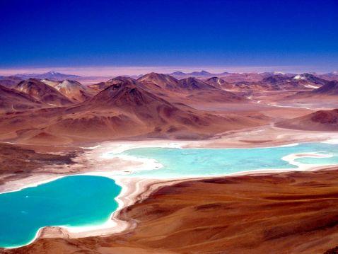 Найвисокогірніше озеро в світі