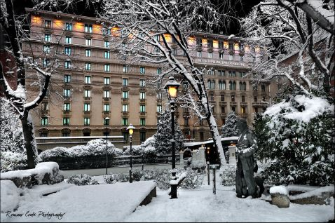 Готель Principe di Savoia в Мілані запрошує відсвяткувати Старий Новий рік