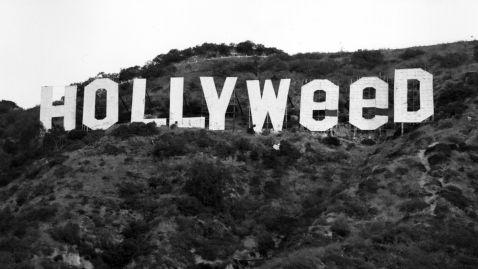 У новорічну ніч вандали змінили знаменитий напис Hollywood