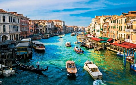 Найцікавіше про Італію