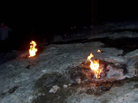 Вічний вогонь: 5 місць на Землі, де панує полум'я