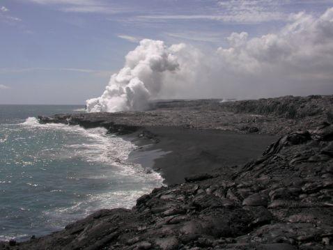 Найактивніший вулкан
