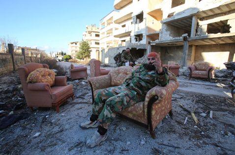 19 самих несамовитих і правдивих фотографій воєн 2016 року