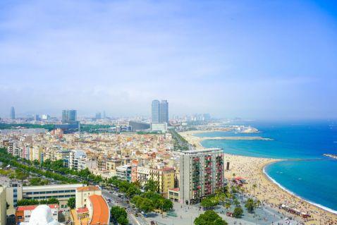 36 дивовижних фото, які доводять, що немає іншого такого міста, як Барселона